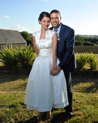 Robe de mariée - projet 1